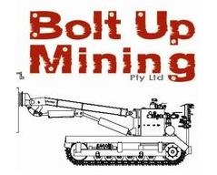 Bolt Up Mining Logo